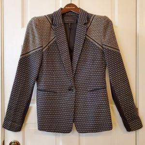 "BCBG jacquard ""Kamryn"" jacket"